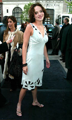Premiere: Erica Leerhsen at the New York premiere of Dreamworks' Hollywood Ending - 4/23/2002