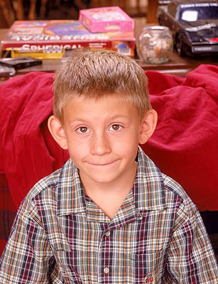Erik Per Sullivan as Dewey on Fox's Malcolm In The Middle