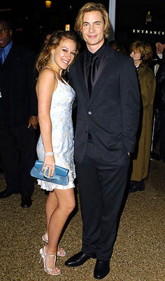 Haylie Duff and Erik von Detten 31st Annual People's Choice Awards Pasadena, CA - 1/9/05