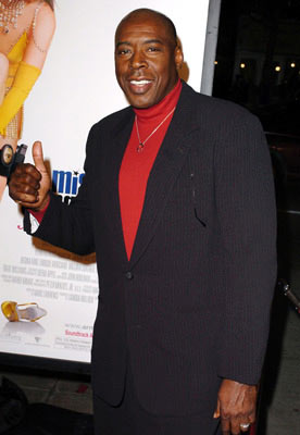 Premiere: Ernie Hudson at the Hollywood premiere of Warner Bros. Pictures' Miss Congeniality 2: Armed and Fabulous - 3/23/2005