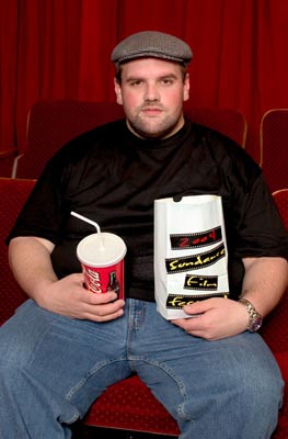 "Ethan Suplee ""The Butterfly Effect"" - 1/18/2004 Sundance Film Festival"