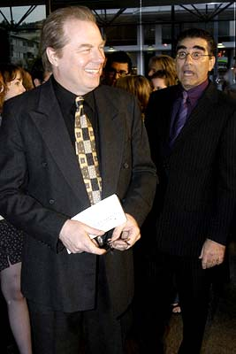 Premiere: Michael McKean and Eugene Levy at the Hollywood premiere of Warner Bros. A Mighty Wind - 4/14/2003