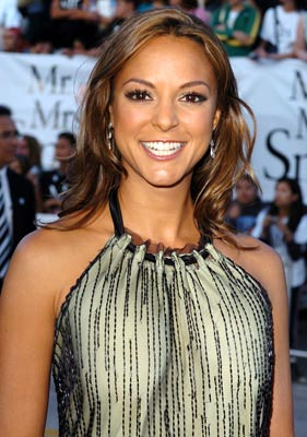 Premiere: Eva LaRue Callahan at the Los Angeles premiere of 20th Century Fox's Mr. & Mrs. Smith - 6/7/2005