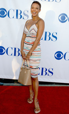 Eva LaRue CBS Summer 2006 TCA Press Tour Party Pasadena, CA - 7/15/2006