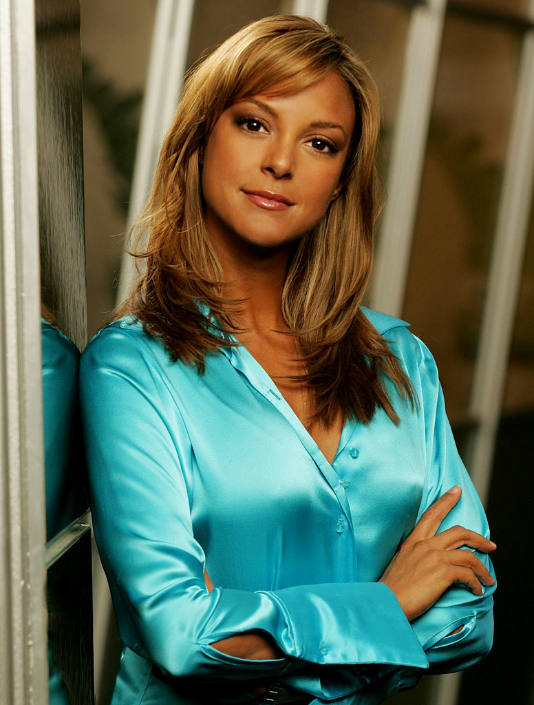 Eva LaRue  stars on the CBS Television Network's CSI: Miami