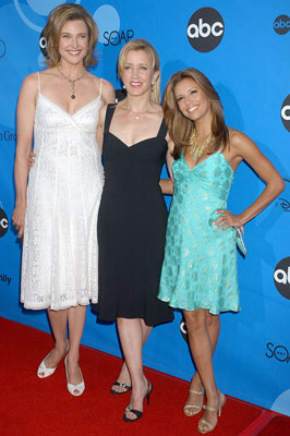 Brenda Strong, Felicity Huffman and Eva Longoria ABC All Star Party 2006 Pasadena, CA - 7/19/2006