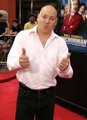 Premiere: Evan Handler at the Hollywood premiere of Dreamworks' Anchorman - 6/28/2004