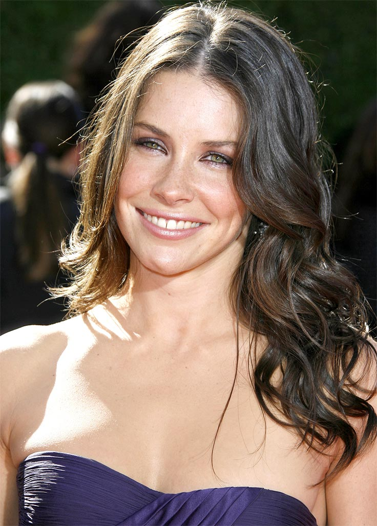 Evangeline Lilly at the 58th Annual Primetime Emmy Awards on August 27, 2006
