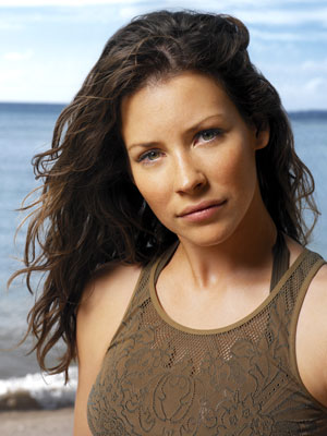 Evangeline Lilly ABC's Lost