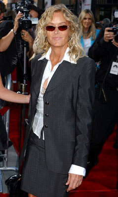 Premiere: Farrah Fawcett at the Beverly Hills premiere of Paramount Pictures' The Manchurian Candidate - 7/22/2004