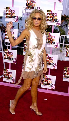 Farrah Fawcett MTV Video Music Awards - 8/29/2004