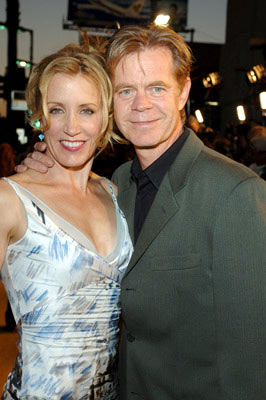 Premiere: Felicity Huffman and William H. Macy at the Hollywood premiere of Paramount Pictures' Sahara - 4/4/2005 Photos: www.wireimage.com/