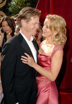 William H. Macy and Felicity Huffman 57th Annual Emmy Awards Arrivals - 9/18/2005