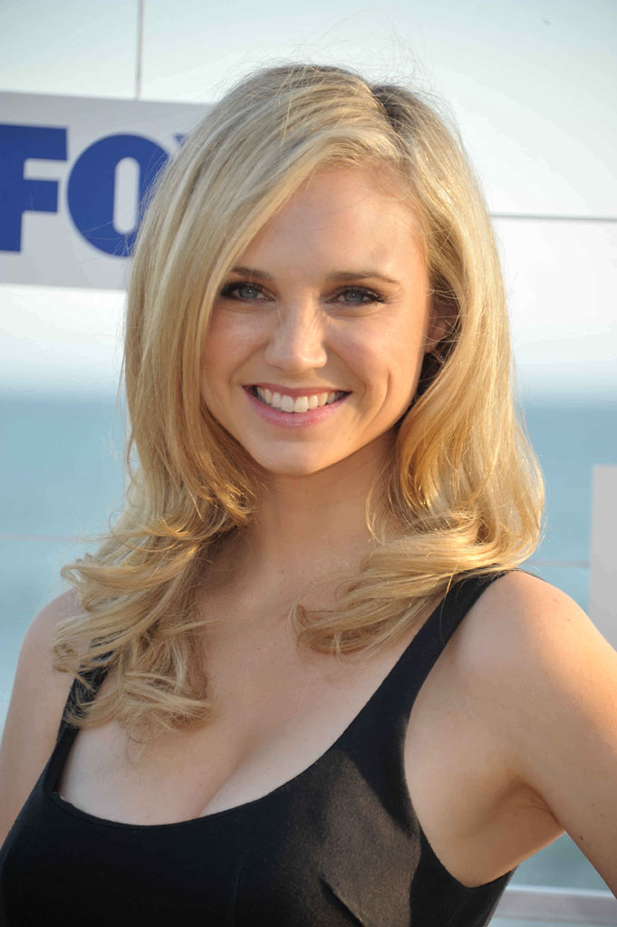 "Fiona Gubelmann of ""Wilfred"" attends the 2011 FOX Summer TCA Party at Gladstone's in Malibu, CA on August 5, 2011."