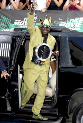 William 'Flavor Flav' Drayton 2006 MTV Movie Awards - Arrivals Culver City, CA - 6/3/2006