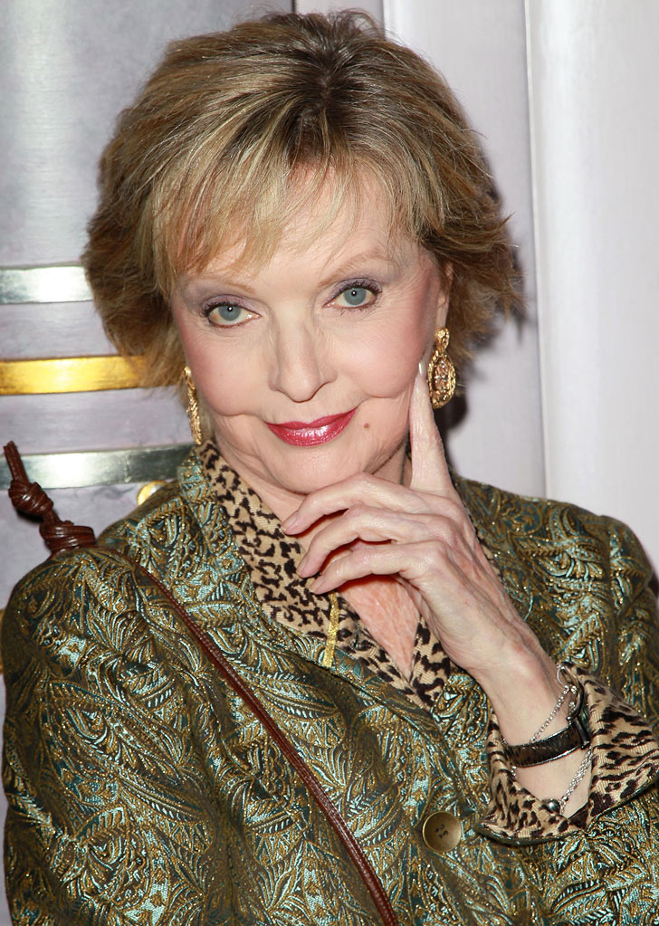 "Florence Henderson competes on Season 11 of ""Dancing With the Stars."""