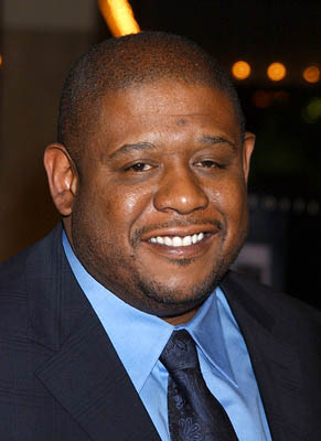 Premiere: Forest Whitaker at the LA premiere of Columbia's Panic Room - 3/18/2002