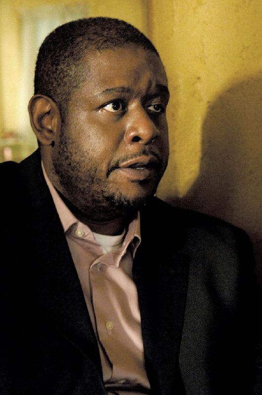 Forest Whitaker stars as Lieutenant Jon Kavanaugh in The Shield on FX.