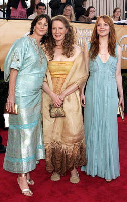 Rachel Griffiths, Frances Conroy and Lauren Ambrose Screen Actors Guild Awards - 2/5/2005