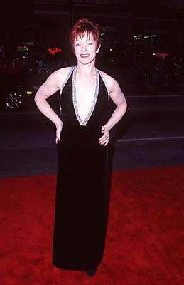 Premiere: Frances Fisher at the premiere of Paramount's Titanic - 12/14/1997