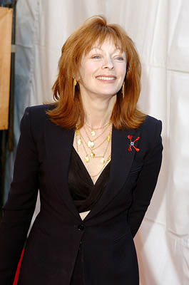 Frances Fisher Screen Actors Guild Awards - 2/5/2005