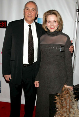 Frank Langella and Renee Fleming United 93 Premiere Tribeca Film Festival - 4/25/2006