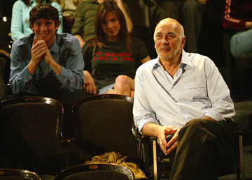 Frank Langella HBO's Unscripted