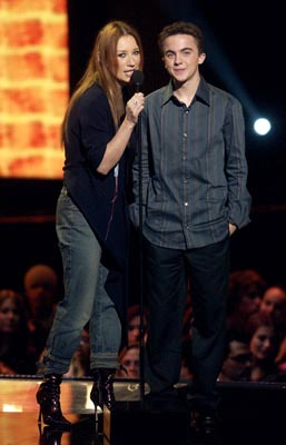 Tori Amos and Frankie Muniz VH-1 Big in 2002 Awards - 12/4/2002