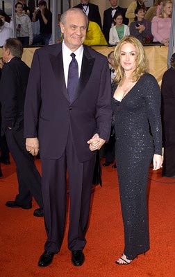 Fred Thompson and wife Screen Actors Guild Awards 2/22/2004