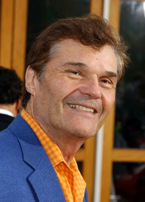 Premiere: Fred Willard at the LA premiere of Universal's American Wedding - 7/24/2003
