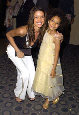 Premiere: Shannon Elizabeth and Gabby Soleil at the L.A. premiere of Fox Searchlight's Johnson Family Vacation - 3/31/2004