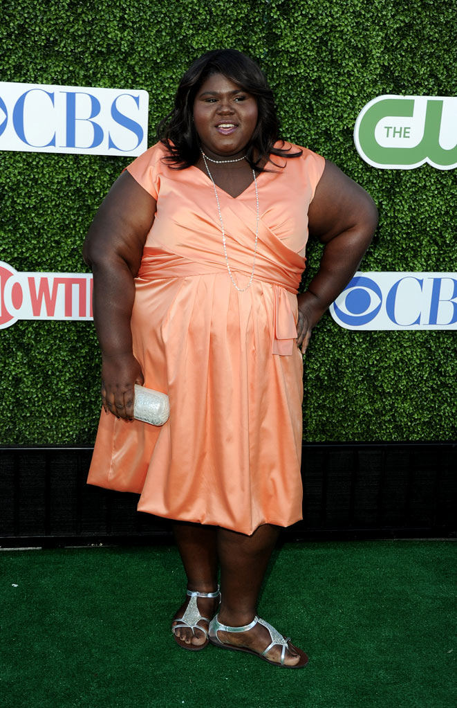 """The Big C's"" Gabourey Sidibe arrives at the TCA Summer 2010 CBS/The CW/Showtime ""Star Party in the Tent"" on July 28, 2010 in Beverly Hills, California."