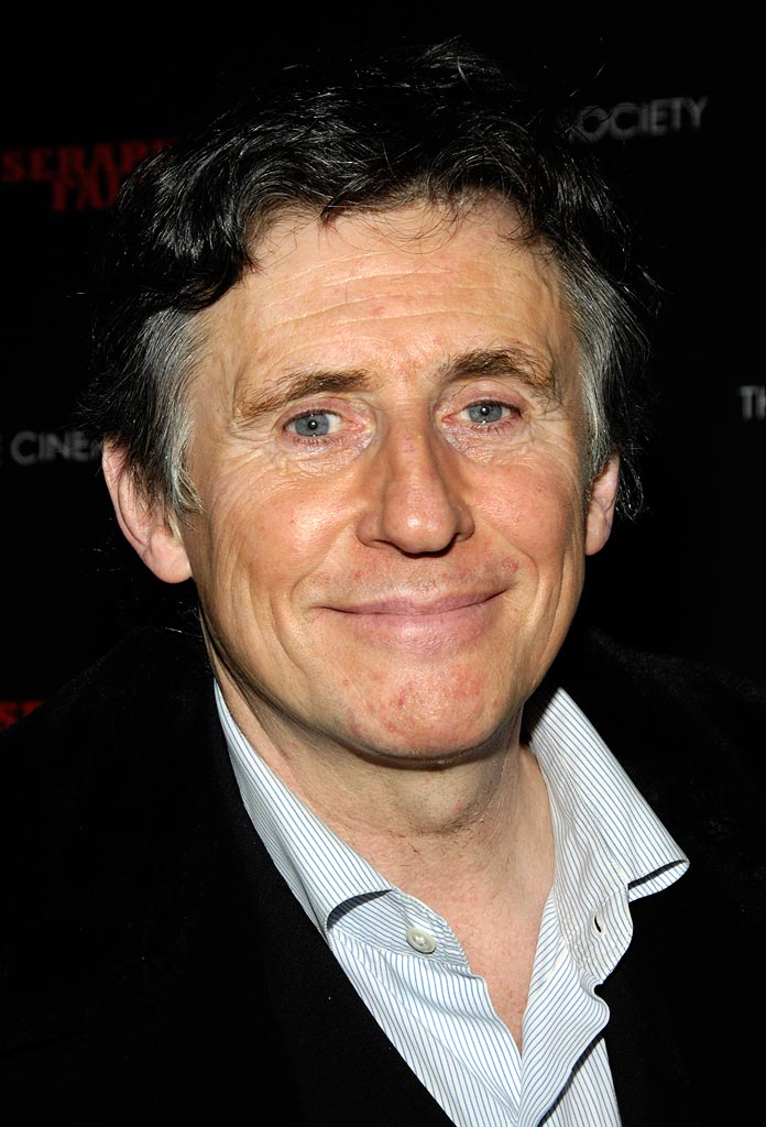 "Gabriel Byrne at the ""Seraphim Falls"" New York Premiere Hosted by The Cinema Society."
