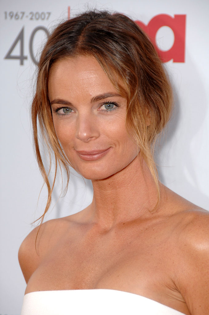 Gabrielle Anwar at the 35th Annual AFI Life Achievement Award honoring Al Pacino.