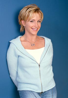 Gabrielle Carteris WB's The Surreal Life