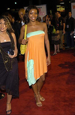 Premiere: Gabrielle Union at the LA premiere of MGM's Walking Tall - 3/29/2004