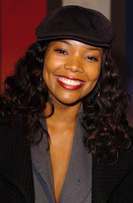 Premiere: Gabrielle Union at the LA premiere of Disney's Miracle - 2/2/2004