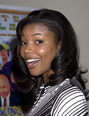 Premiere: Gabrielle Union at the Hollywood premiere of Fox Searchlight's Kingdom Come - 4/4/2001