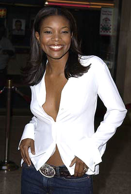 Premiere: Gabrielle Union at the Century City premiere of Lions Gate's O - 8/27/2001