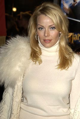 Premiere: Gail O'Grady at the Hollywood premiere of Warner Brothers' Harry Potter and The Chamber of Secrets - 11/14/2002