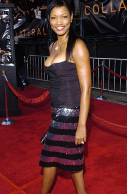 Premiere: Garcelle Beauvais at the LA premiere of Dreamworks SKG's Collateral - 2004 Garcelle Beauvais