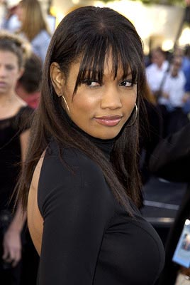 Premiere: Garcelle Beauvais at the LA premiere of Columbia's Men in Black II - 6/26/2002 Garcelle Beauvais