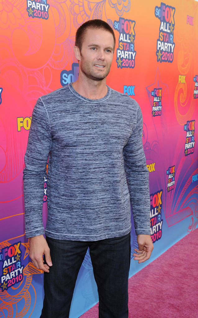 """Raising Hope's"" Garrett Dillahunt arrives at the Fox 2010 Summer TCA All-Star Party on August 2, 2010 in Santa Monica, California."
