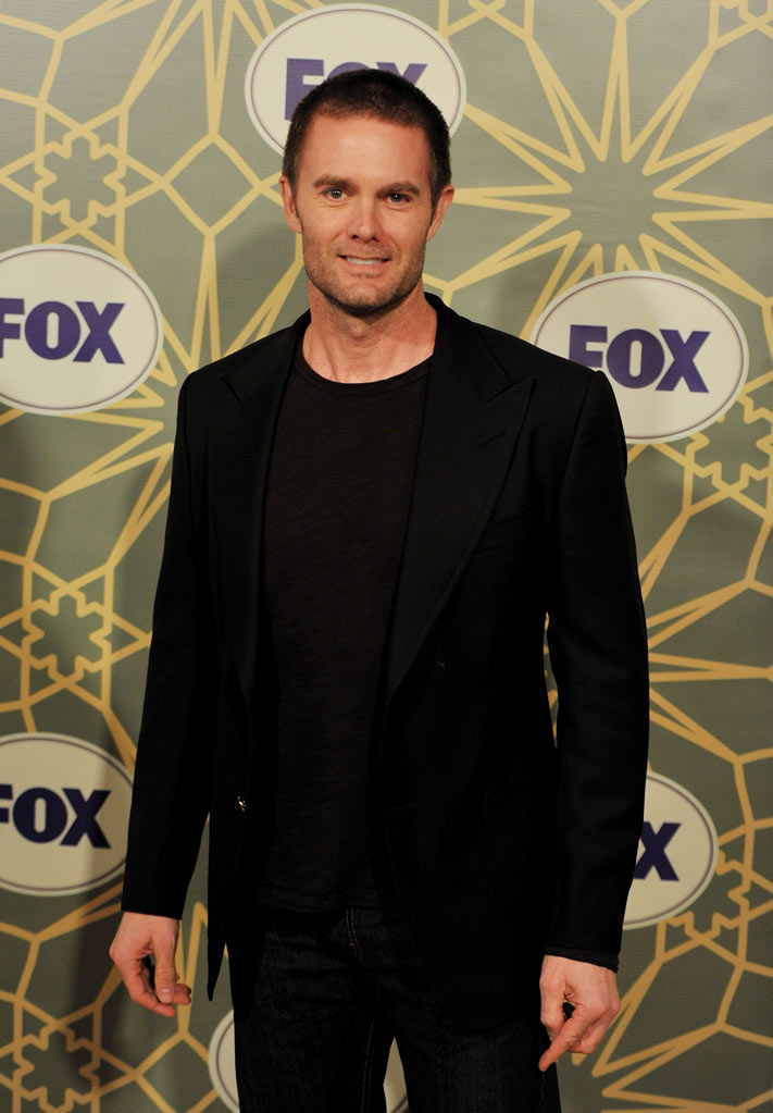 "Garrett Dillahunt (""Raising Hope"") attends the 2012 Fox Winter TCA All-Star Party at Castle Green on January 8, 2012 in Pasadena, California."
