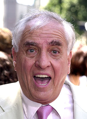 Premiere: Garry Marshall at the Hollywood premiere of Walt Disney's The Princess Diaries - 7/29/2001