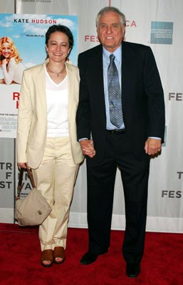 Disney executive Nina Jacobson and director Garry Marshall Tribeca Film Festival, May 1, 2004