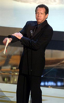 Garry Shandling Emmy Awards - 9/22/2002
