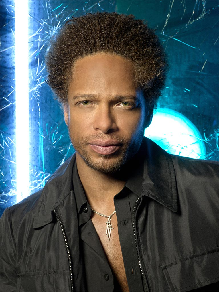 Gary Dourdan stars as Warrick Brown in the CBS series CSI: Crime Scene Investigation.