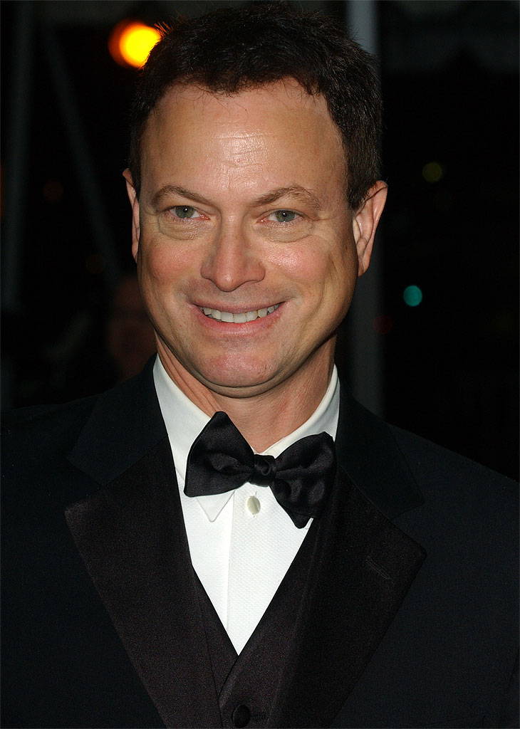 Gary Sinise at the 31st Annual People's Choice Awards on January 9, 2005