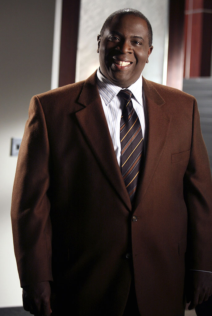 "Gary Anthony Williams stars as ""Clarence/Clarice Bell"" in Boston Legal."